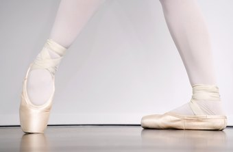 Some dancers use ankle weights to make their legs stronger.