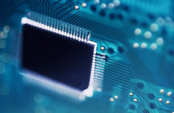 Tiny microprocessors control how many functions your computer is capable of performing, a figure measured in hertz.