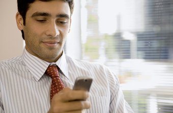 Cellphone technology keeps employers and employees connected.