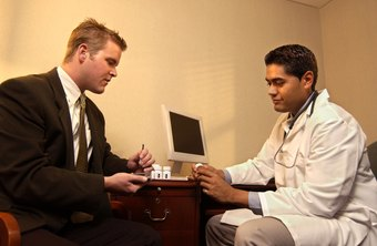 Sales representatives sell products and services to doctors and corporations.