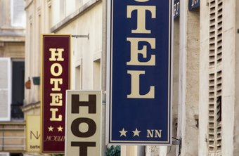 The hotel industry can be highly competitive.
