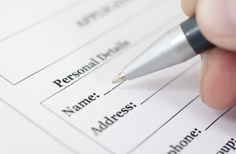 Providing personal references can minimize the damage of a criminal record.