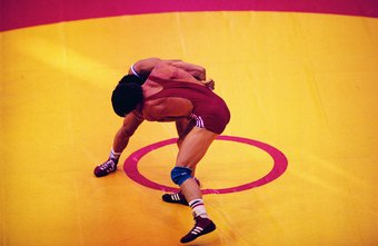 Honing basic moves and techniques is imperative to wrestling success.