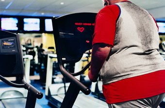 The treadmill offers a safe and effective way for obese individuals to exercise.