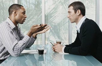 Discussing money with an employer can be tense.