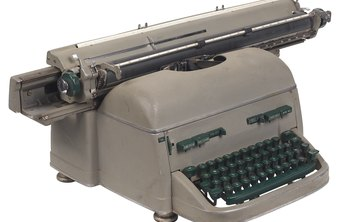 Typists rejoiced when the light key action of electric machines replaced the pounding force of manual typewriters.