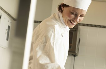 Commercial kitchens can provide the space needed to run a baking business.