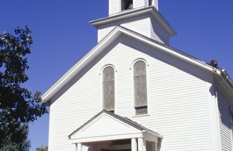 Churches can incorporate as nonprofits.