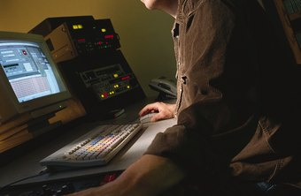 Film and video editors work for movie studios, TV stations or as freelancers.