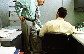 Obtain your boss's permission to discuss your issues with him.