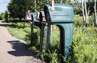 Your postal inspector duties include investigating the theft of rural mailboxes.