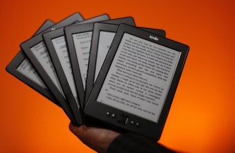 Both PDF and AZW files display on Kindle readers.