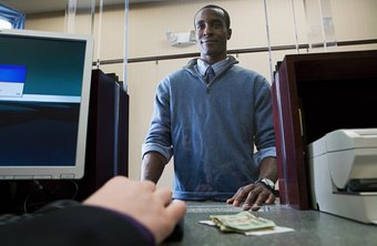 A friendly demeanor is an asset in a bank teller.