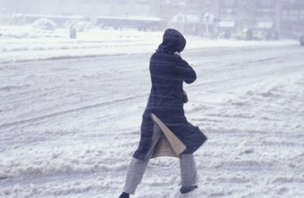 Adverse weather policies explain who is required to work in bad weather.