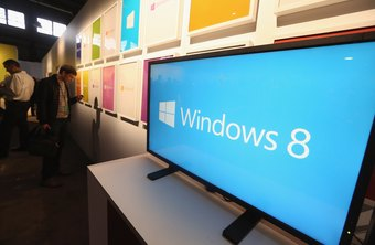 Windows 8 is Microsoft's latest operating system.