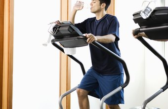 Drink plenty of water before, during and after your elliptical workouts.