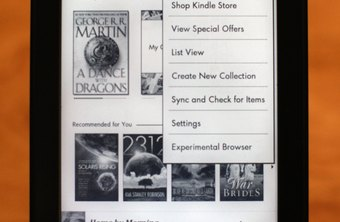 The Kindle is like an electronic bookstore and book in one device.