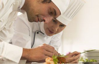 Many new chefs pursue apprenticeships over formal education programs.