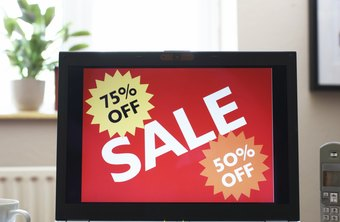 Promote special sales and events with videos.