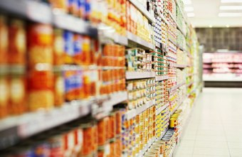 Crowded shelves make it important to design food packaging that influences buying habits.