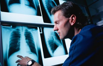 Radiologists are skilled in the interpretation of X-rays and other medical images.
