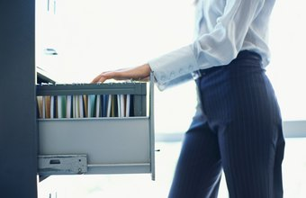 Keep hard copy and electronic personnel files in secure, confidential locations.