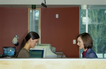 Customer service is the primary responsibility of a bank teller.