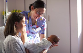Obstetric nurses care for women during and immediately after childbirth.