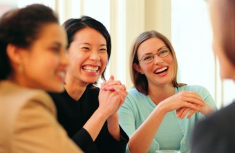 Coworkers who respect each other help create a positive work environment.