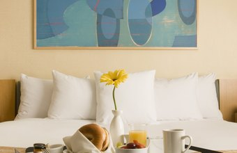 Small touches can increase the guest's perception of luxury and value.