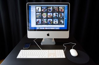Give your iMac a new identity by changing its name.