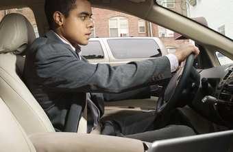 Driving from home to a temporary work location is tax deductible.