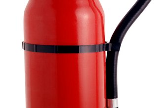 Selling fire extinguishers requires letting people know what types you carry.