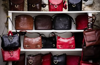 Offering handbags at a variety of price points can broaden your customer base.