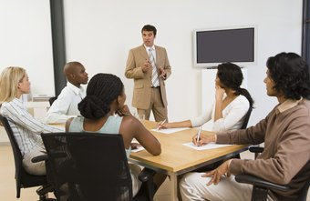 Organization is the key to arranging a successful business meeting.