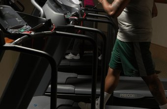 Ankle pain caused by a treadmill is no light matter.