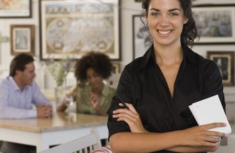 Waitresses spend many hours on their feet.