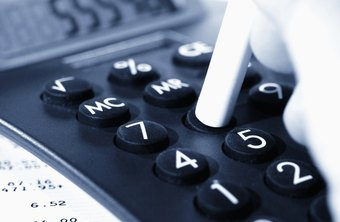 Accountants work with large amounts of data and numbers.