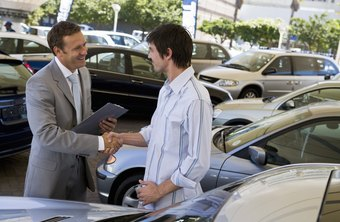 Car dealerships may employ a variety of mechanics as well as salespeople.