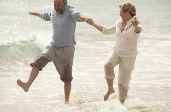 Pain relief and increased mobility improve quality of life after knee replacement.