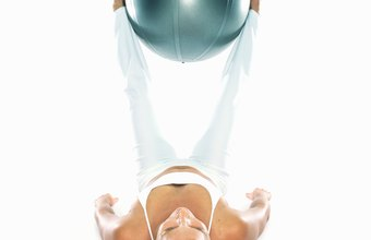 The stability ball provides a unique resistance for your inner-thigh exercises.