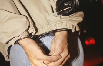 Individuals who have been arrested can secure bail from a bail bondsman.