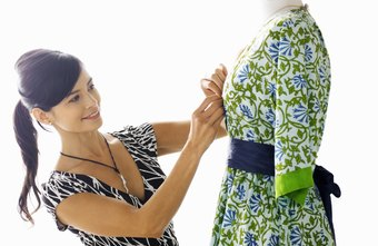 Key characteristics needed for a fashion career include being creative and detail-oriented.