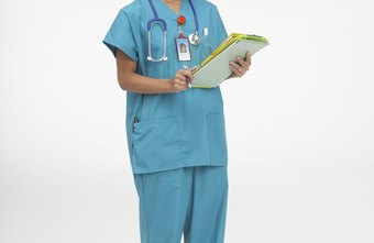 Your nursing uniform is appropriate attire for a nursing job fair.