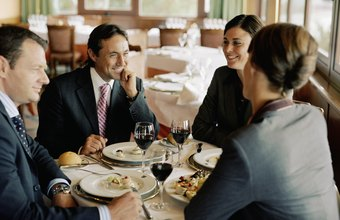 You or one of your employees must be present to deduct meals.