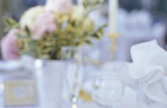 Set the scene for a perfectly romantic day as a wedding decorator.