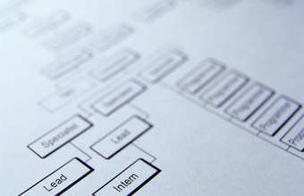 Organizational charts are the most common way to express organizational design.