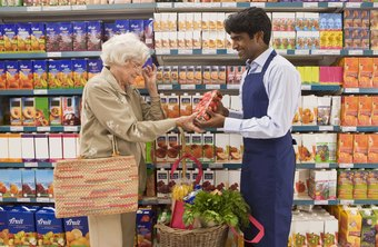 Ensuring an optimal experience for customers is a grocery store manager's general responsibility.
