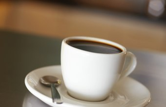 Black coffee boosts your energy without the extra calories.