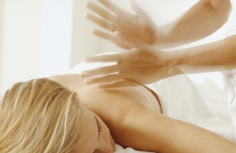 Medical massage can help reduce pain.